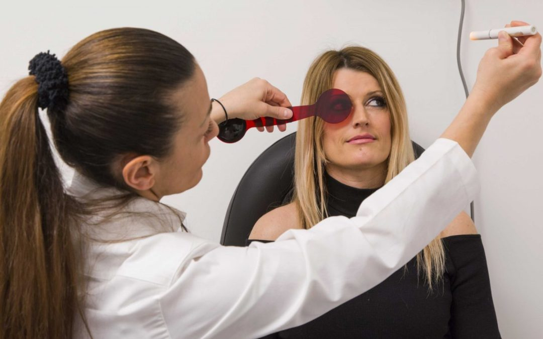 Visita oculistica e visita optometrica